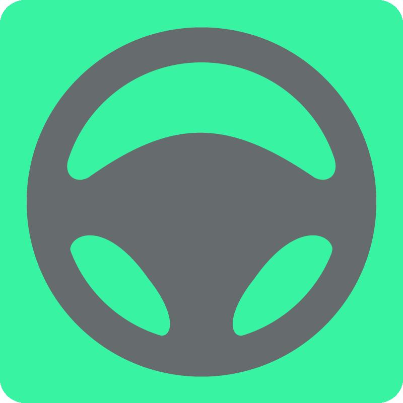Rattens Trafikskola Sollentuna - Körskola | AM körkort Icon